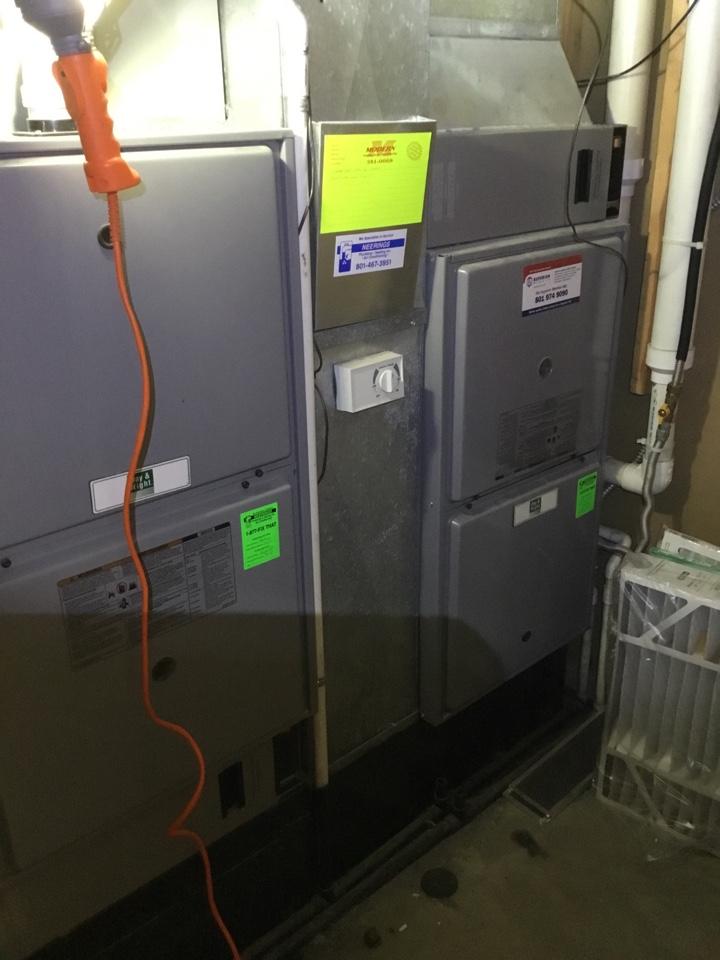 Cottonwood Heights, UT - Day and night furnace repair