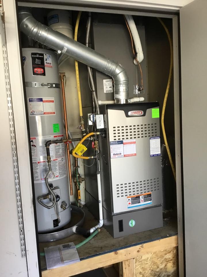Mapleton, UT - Lennox furnace repair