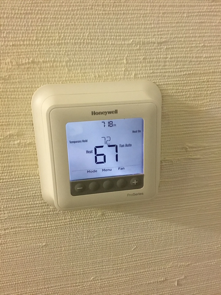 Murray, UT - Honeywell thermostat repair