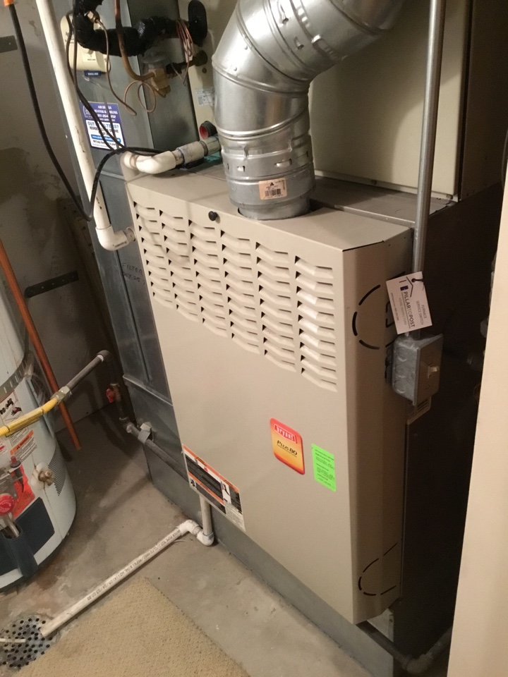 Cottonwood Heights, UT - Carrier furnace tuneup