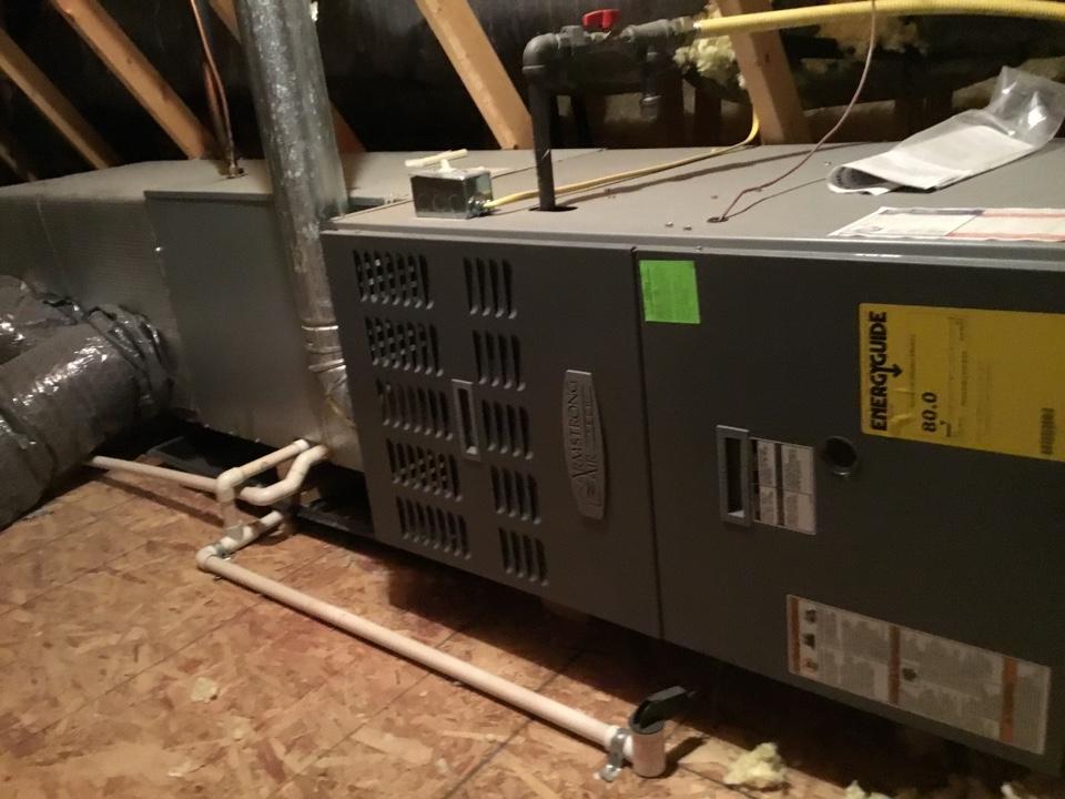 Lindon, UT - Armstrong furnace repair