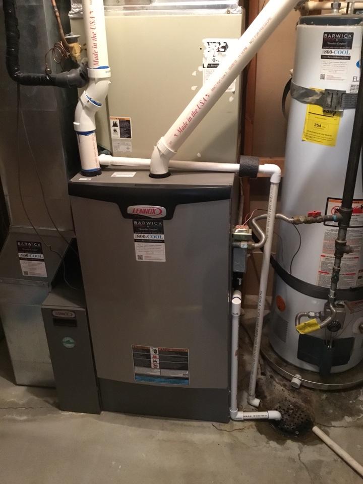 Springville, UT - Lennox furnace repair