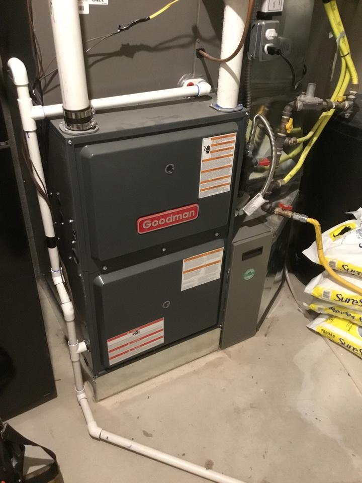 Saratoga Springs, UT - Goodman furnaces tuneup