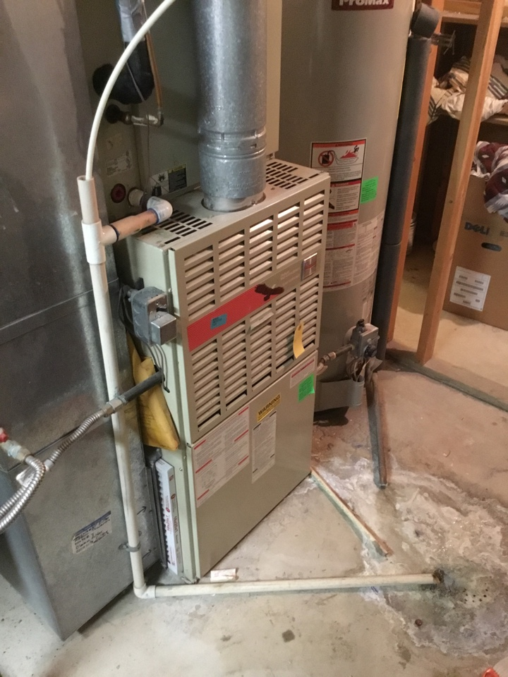 Lindon, UT - Bryant furnace tuneup
