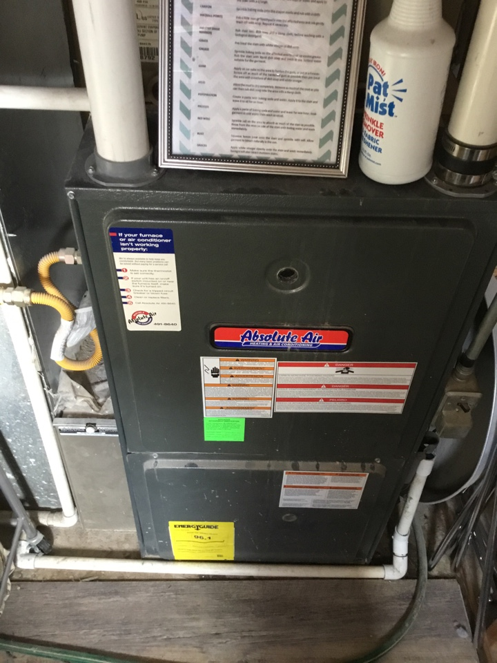 Provo, UT - Goodman furnace repair