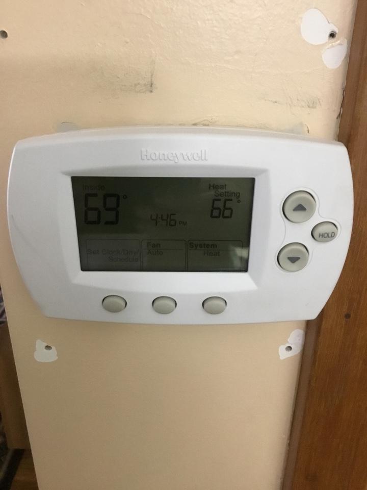 Springville, UT - Honeywell thermostat repair
