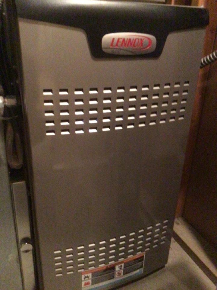 Spanish Fork, UT - Lennox furnace tune up