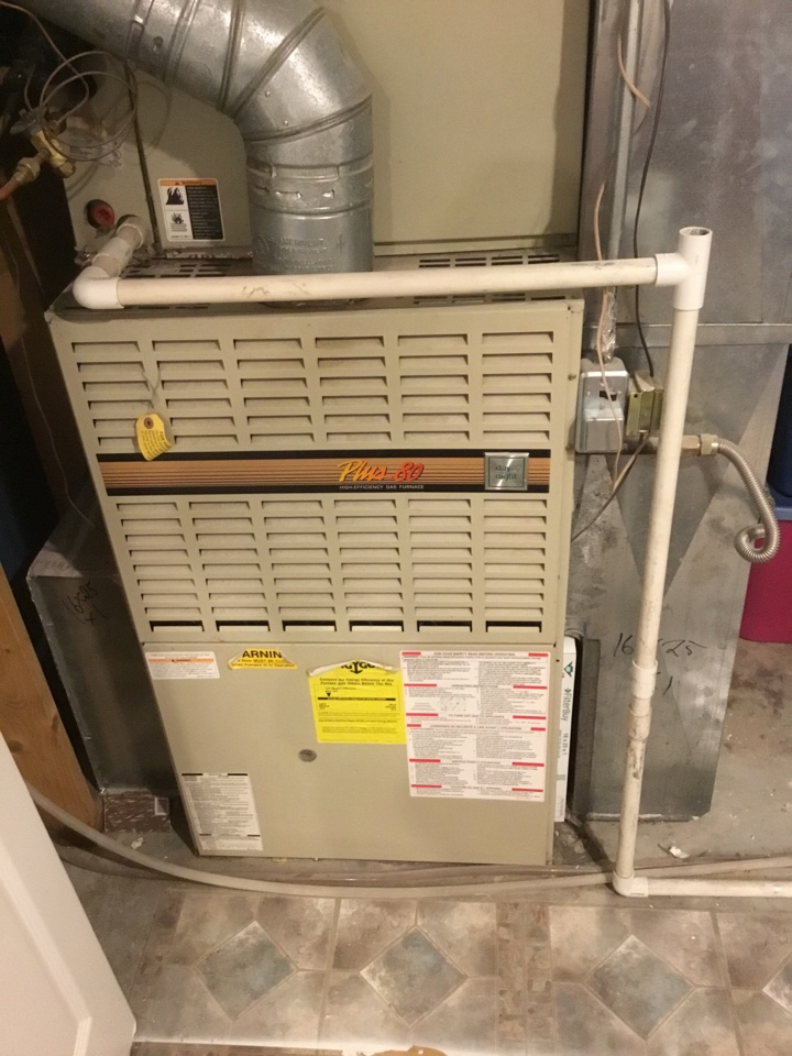 Lindon, UT - Day and night furnace tuneup