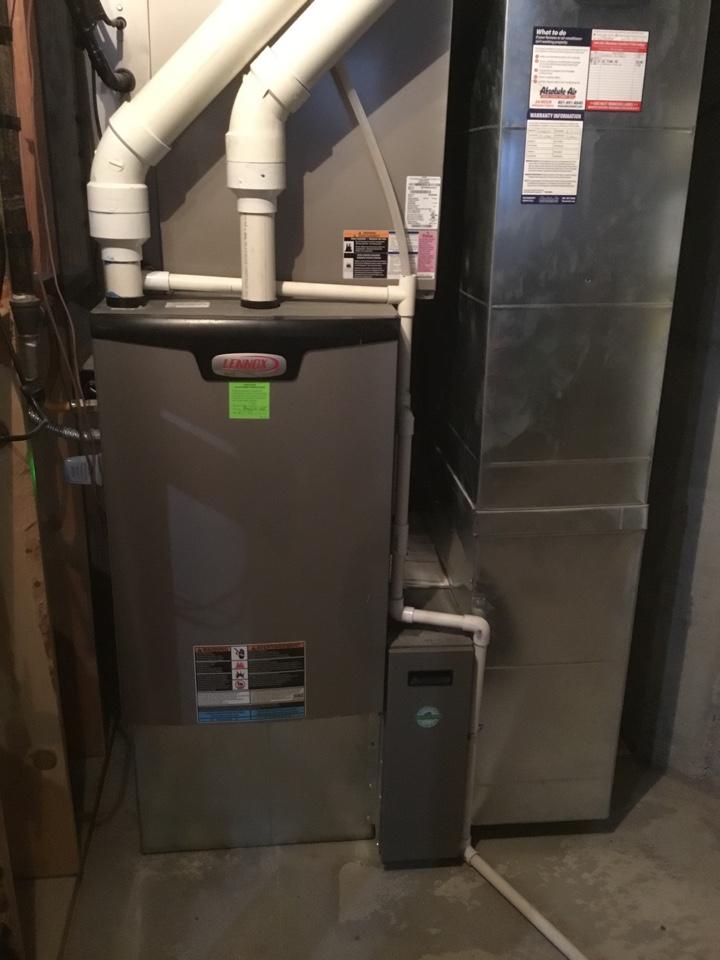 Cedar Hills, UT - Lennox furnace repair