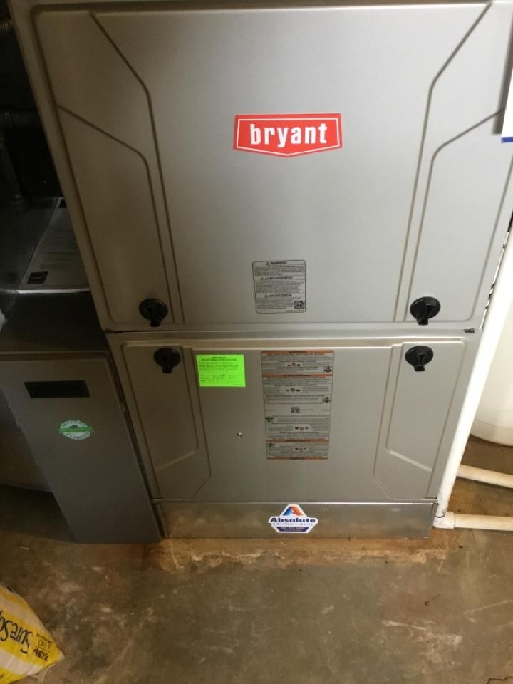 Alpine, UT - Bryant furnace repair