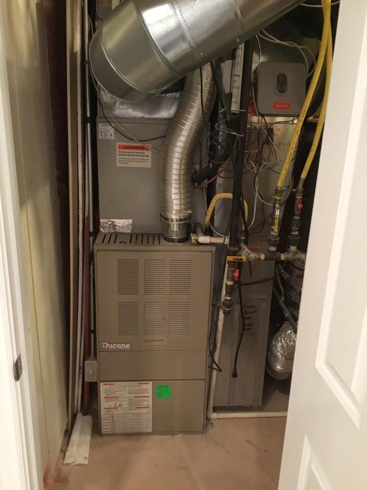 Highland, UT - Ducane furnace repair