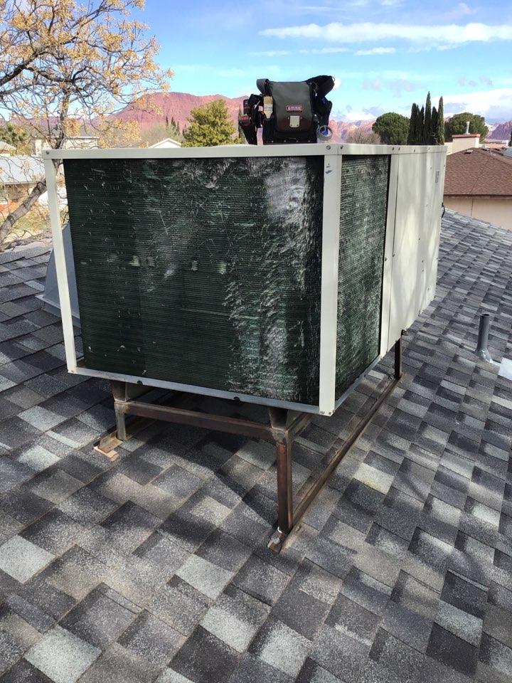 Santa Clara, UT - Rooftop unit