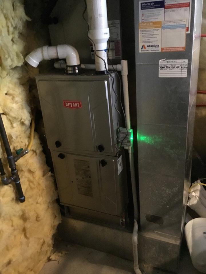 Salem, UT - Bryant furnace repair