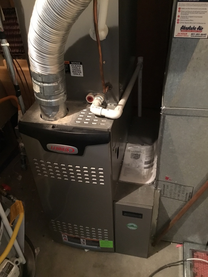 Highland, UT - Lennox furnace repair