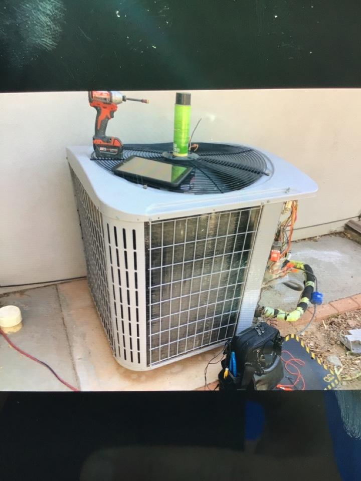 Washington, UT - Carrier heat pump