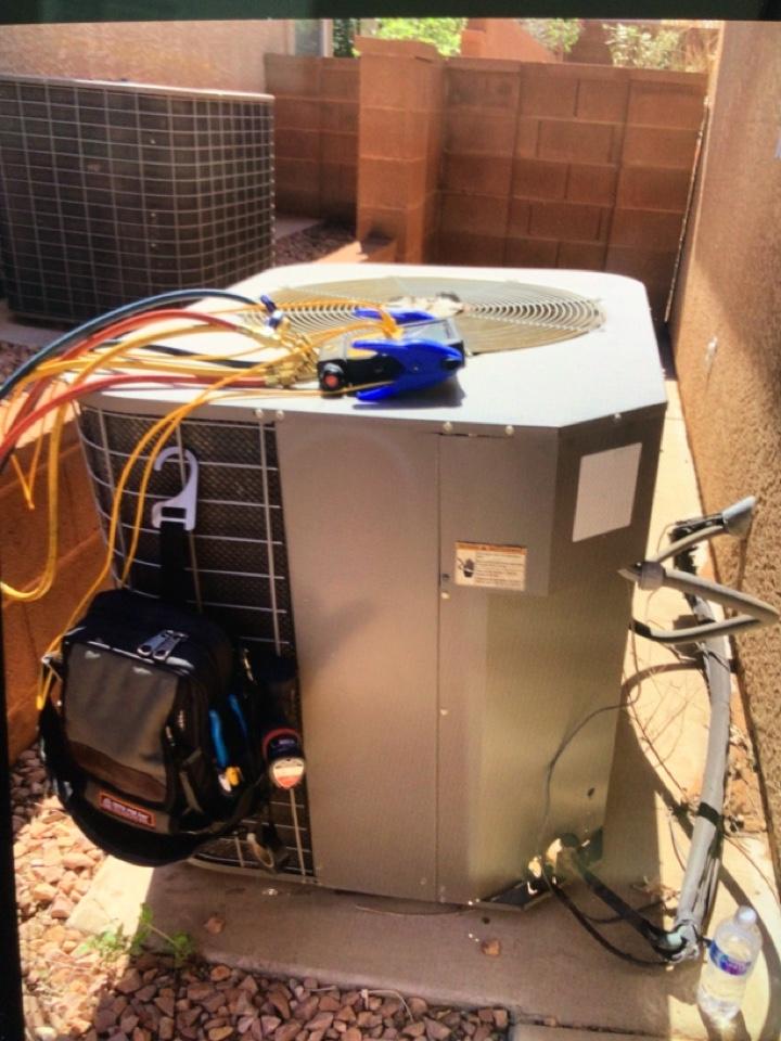 Santa Clara, UT - York air conditioner