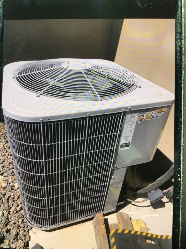 Washington, UT - Carrier air conditioner