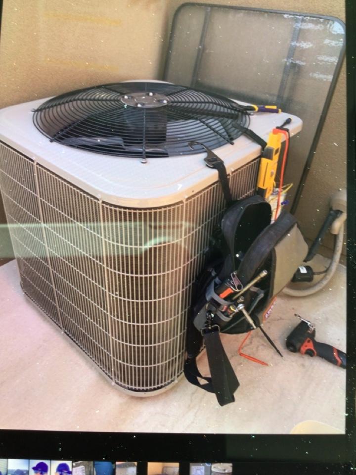 Washington, UT - 2013 Bryant air conditioner