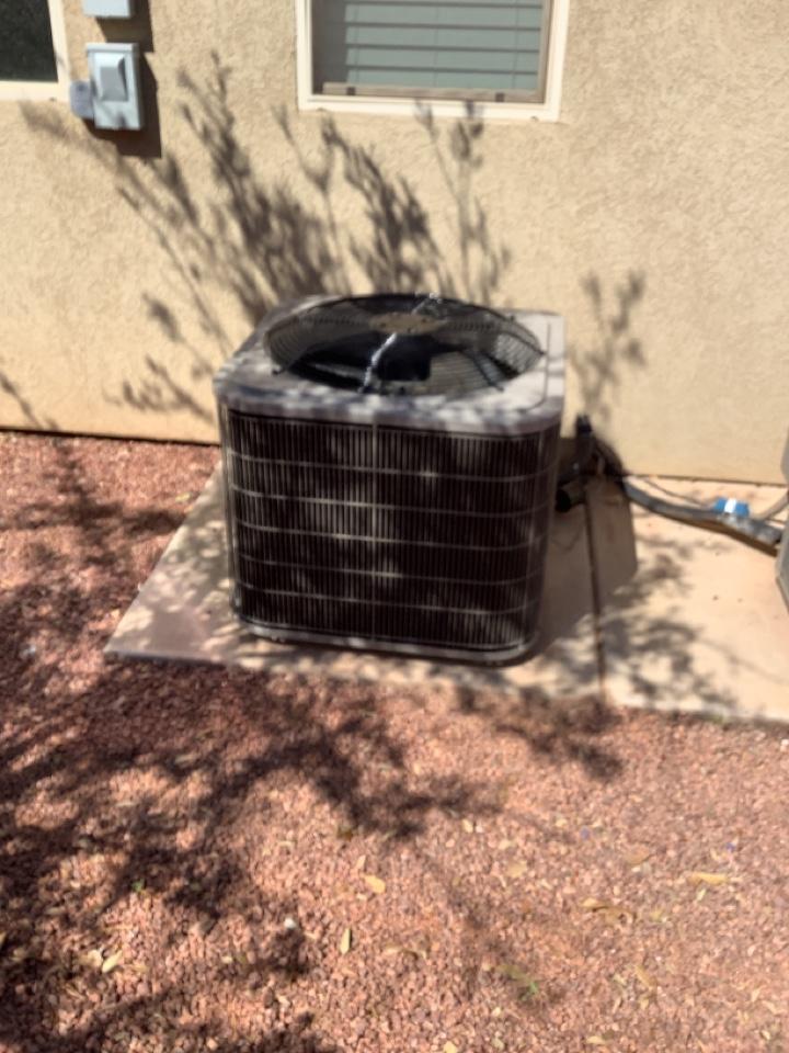 Washington, UT - Heat pump change out