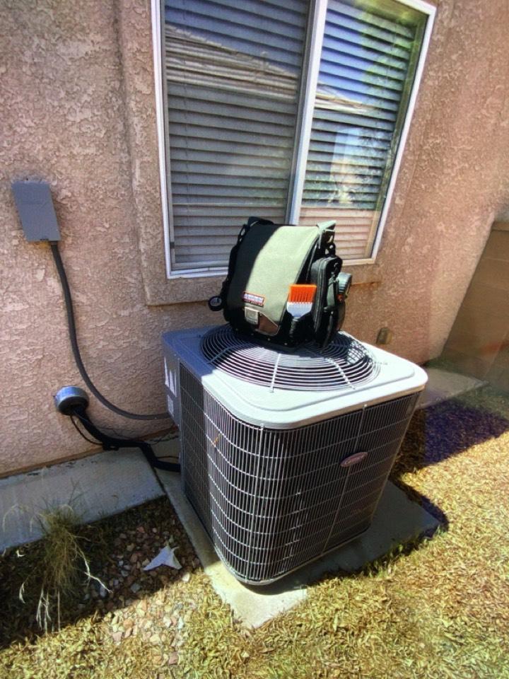 Hurricane, UT - Carrier Air conditioner maintenance