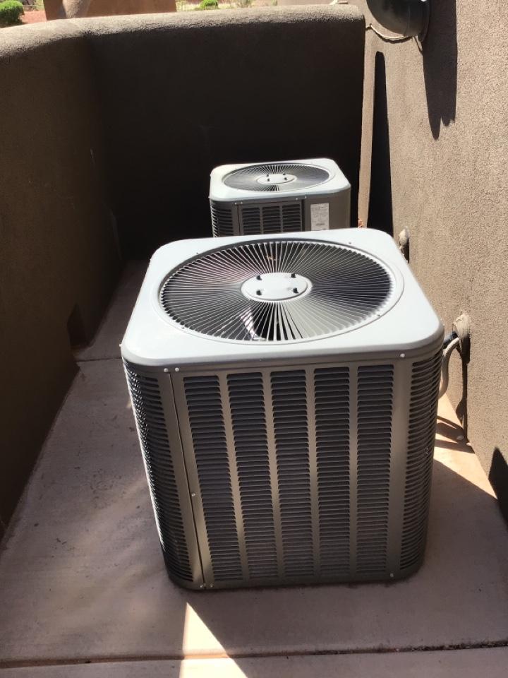 Ivins, UT - Air conditioner service
