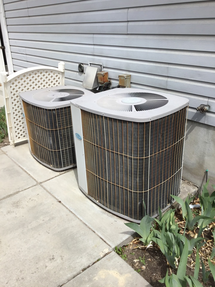 Provo, UT - Carrier furnace and AC tuneup