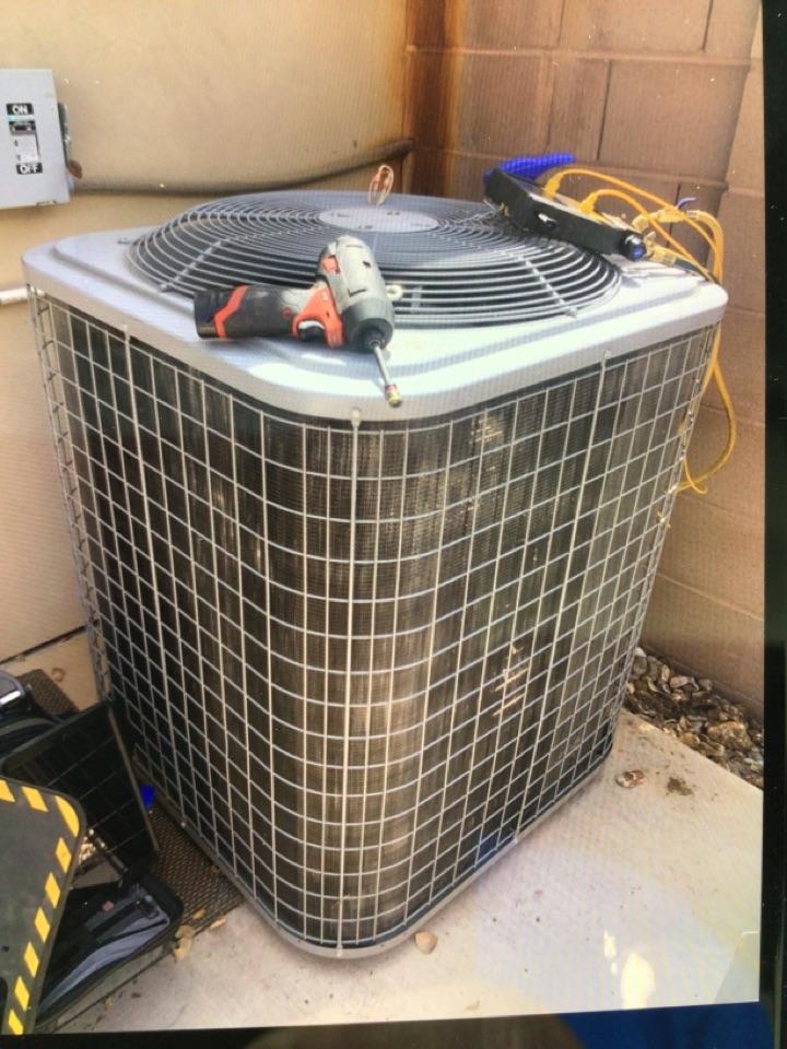 Washington, UT - Leaking R22 refrigerant/ tempstar air conditioner