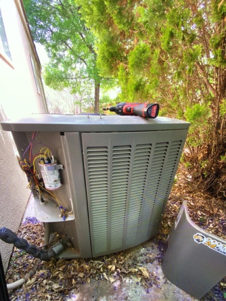 Ivins, UT - Lennox Air conditioner maintenance penance