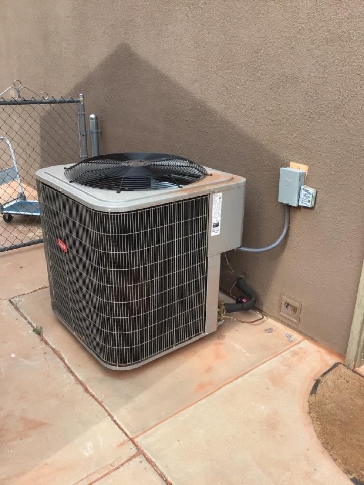 Ivins, UT - Bryant air conditioner maintenance and repair