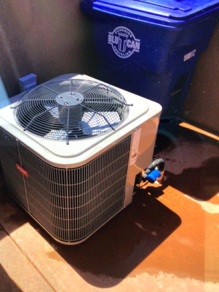 Ivins, UT - Bryant air conditioner maintenance