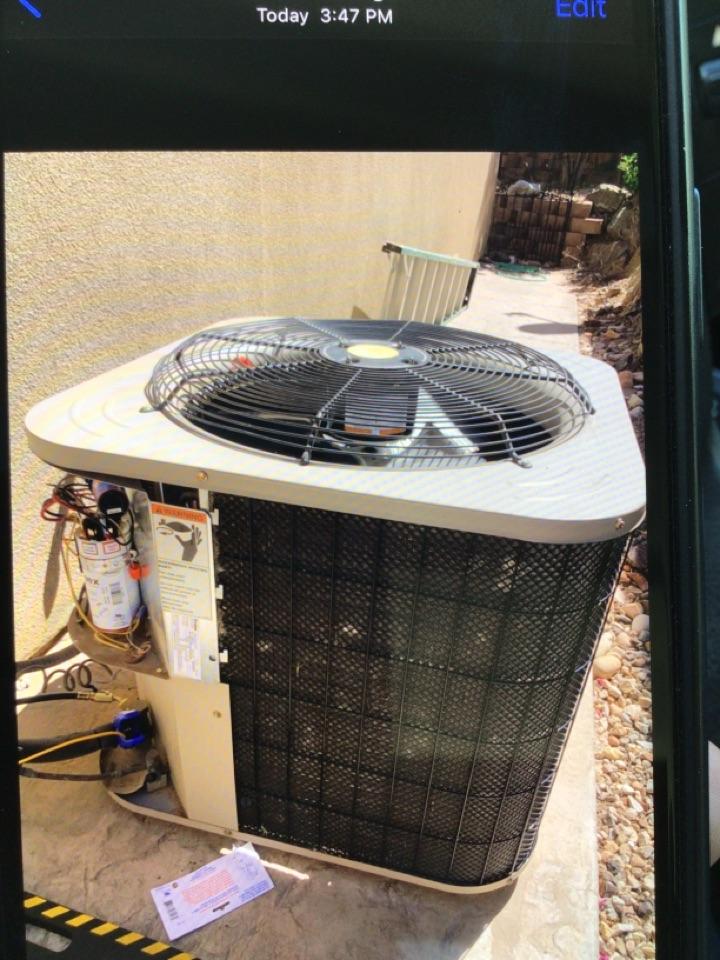 St. George, UT - Ducane air conditioner