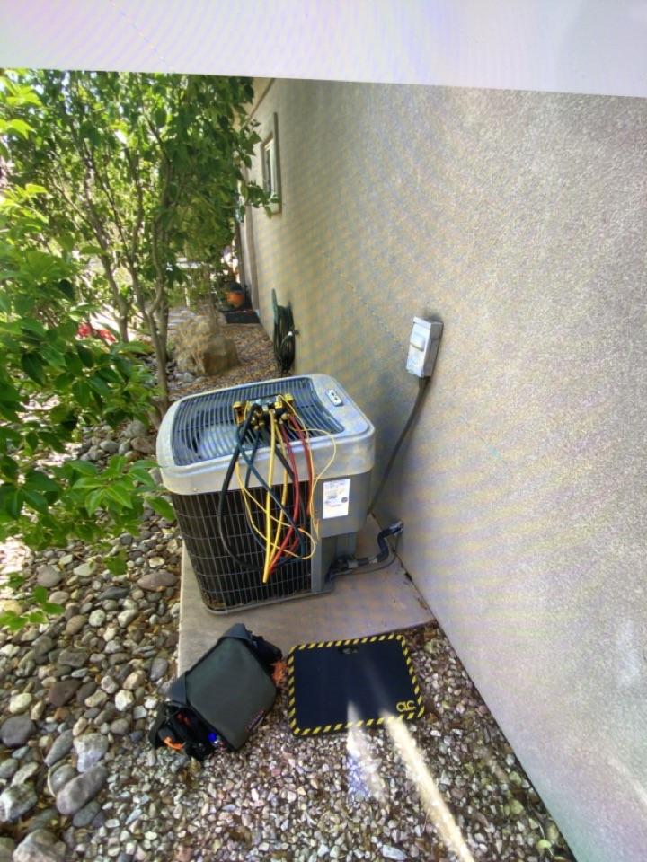 St. George, UT - American standard air conditioner maintenance