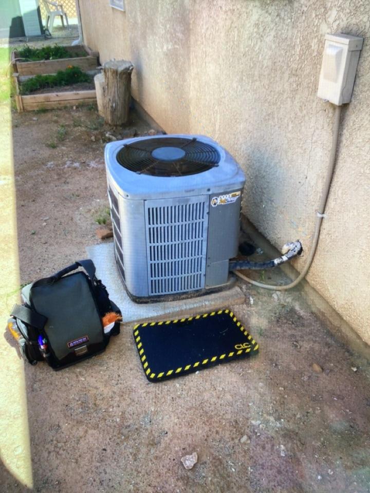 Washington, UT - American standard Air conditioner maintenance