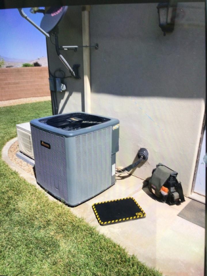 St. George, UT - Amanda air conditioner maintenance