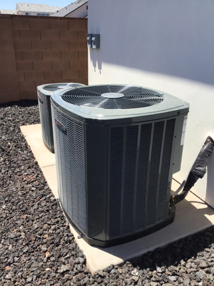 Washington, UT - Trane air conditioner