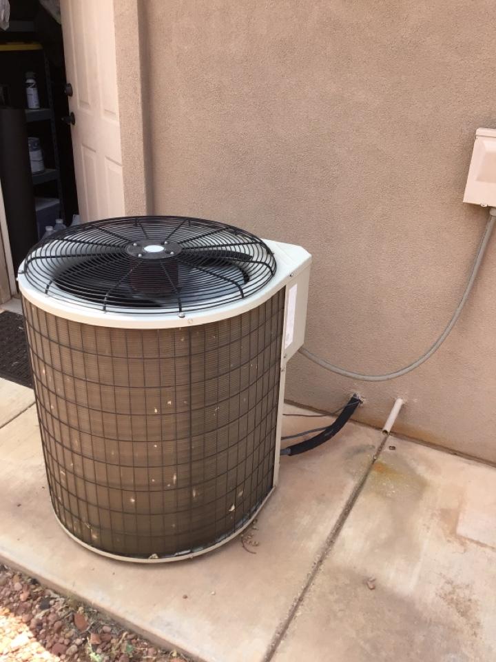 Washington, UT - Payne air conditioner diagnostics