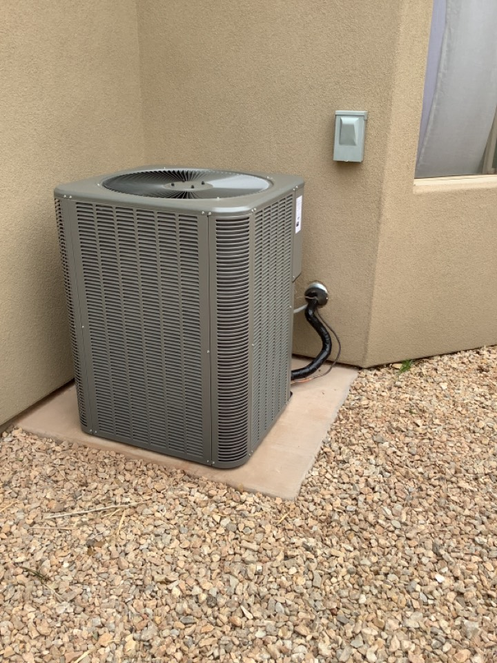 Hurricane, UT - Heat pump and gas furnace change out