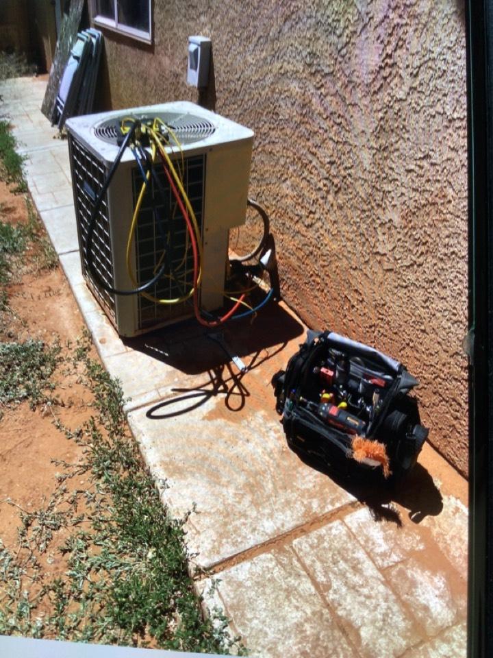 Ivins, UT - Air conditioner diagnostics