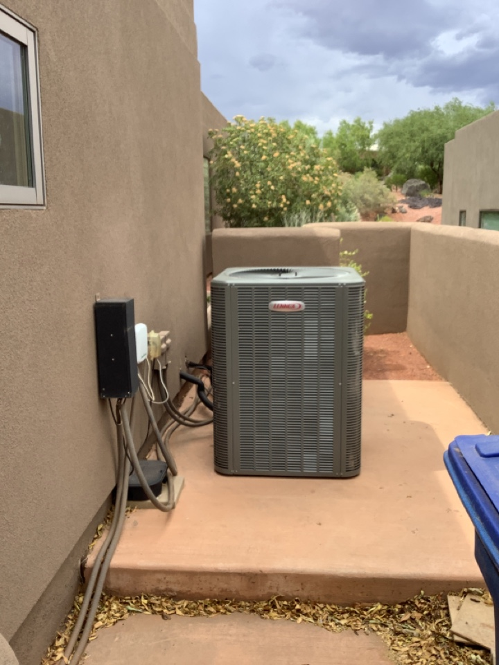 Ivins, UT - Straight ac and gas furnace change out