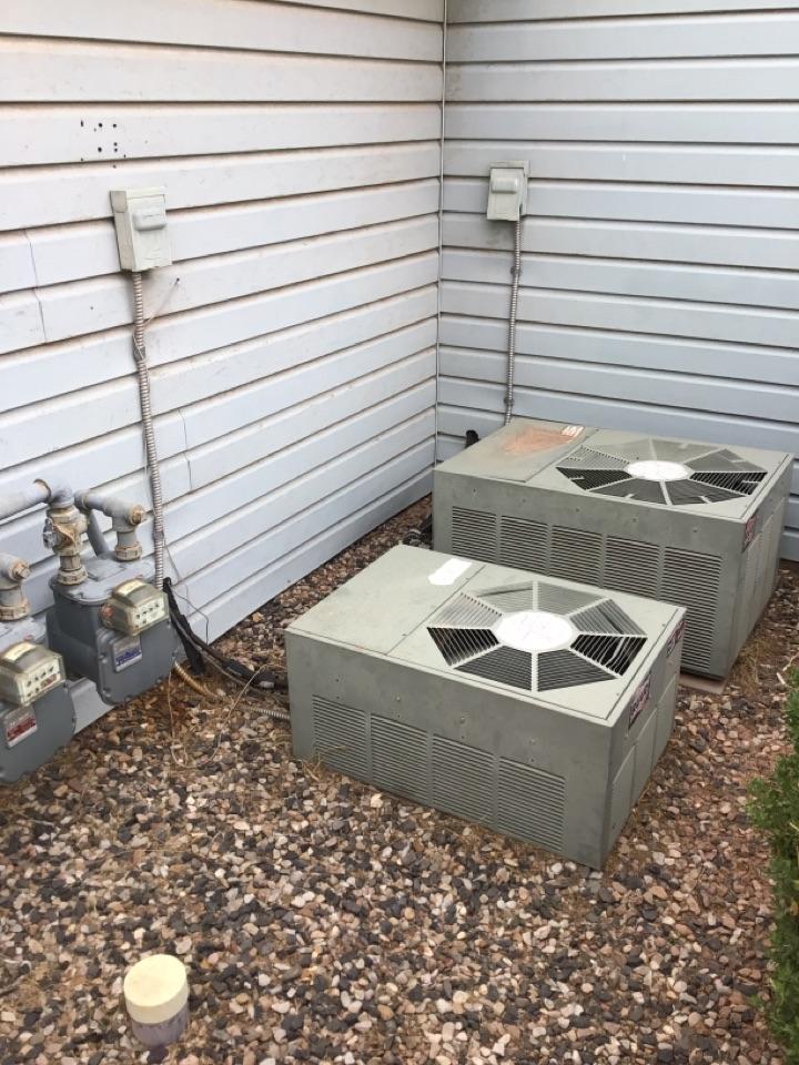 Hurricane, UT - Rheem air conditioner maintenance and repair