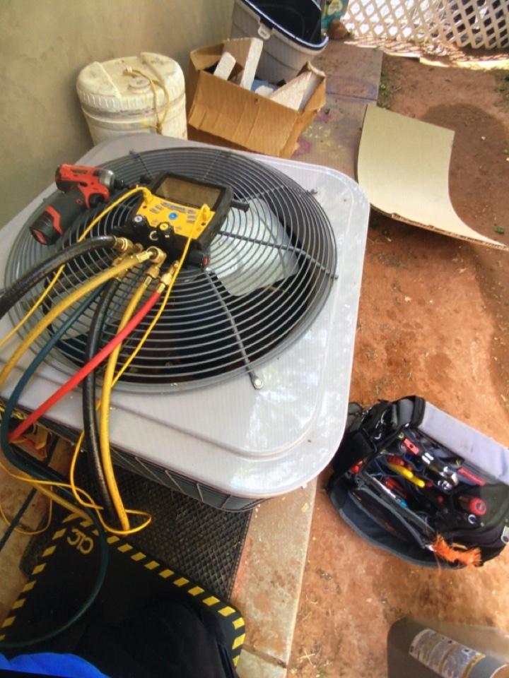 Ivins, UT - Air conditioner repair