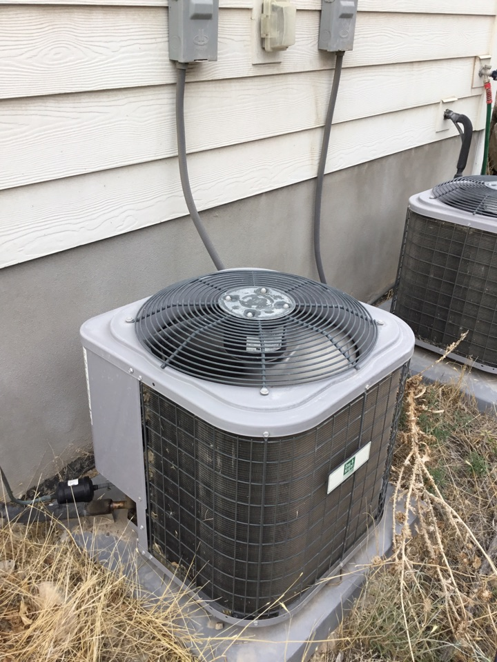 Eagle Mountain, UT - Day and night AC repair
