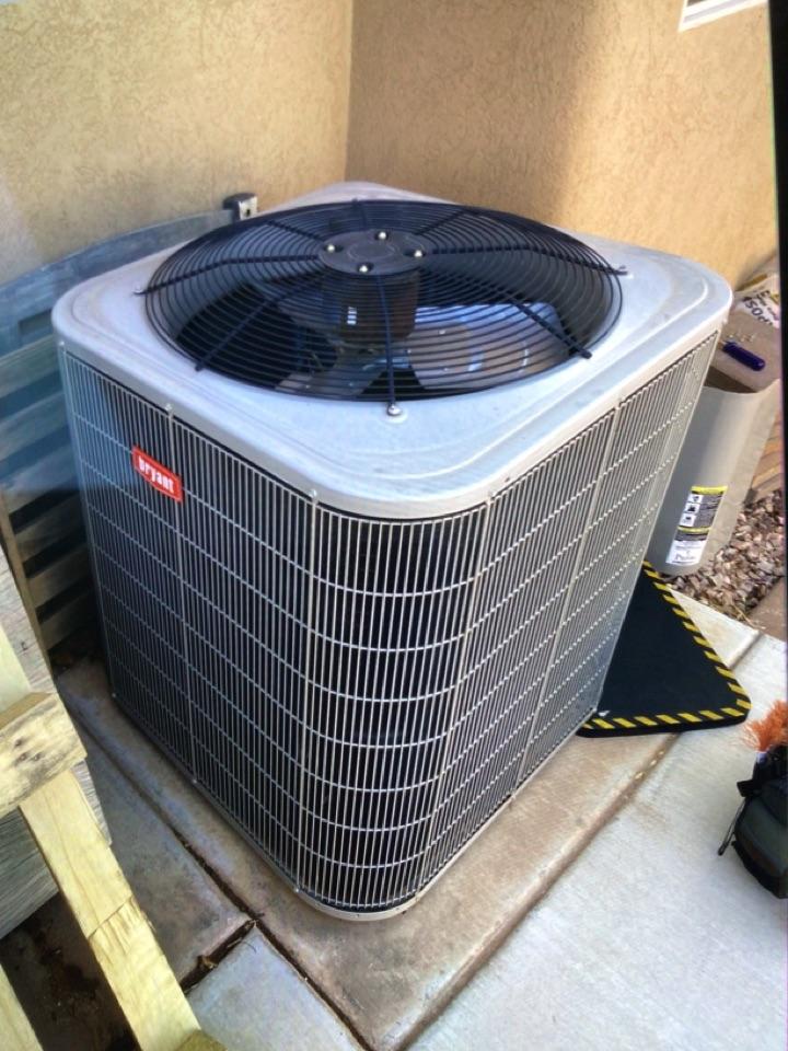 Washington, UT - Bryant Heat pump maintenance