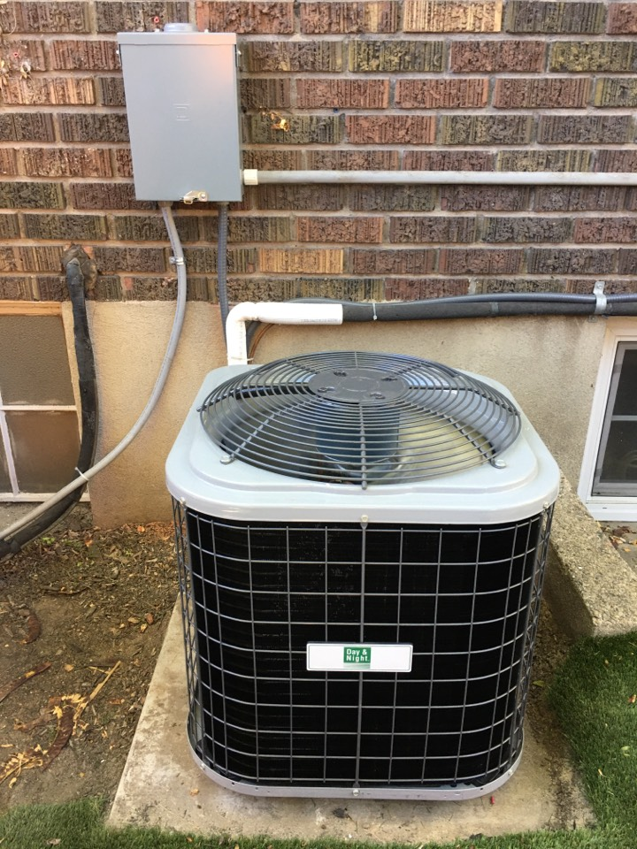 Salt Lake City, UT - New Day and Night air conditioner and furnace install