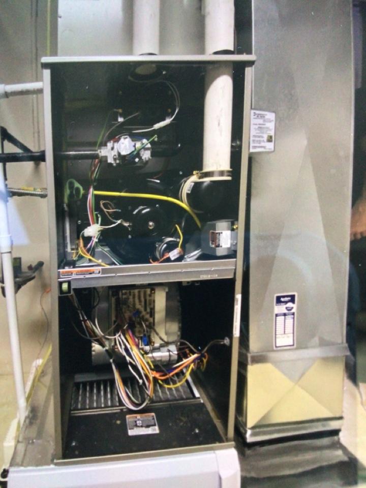 Leeds, UT - Carrier furnace diagnostic