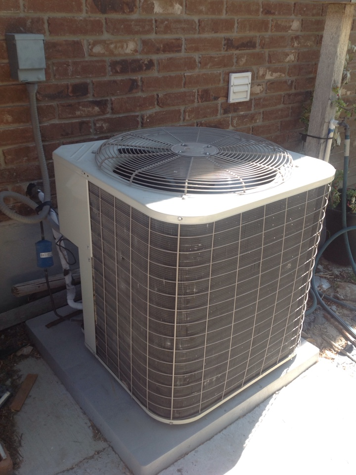 Genola, UT - Performed diagnostic on Bryant air-conditioning system