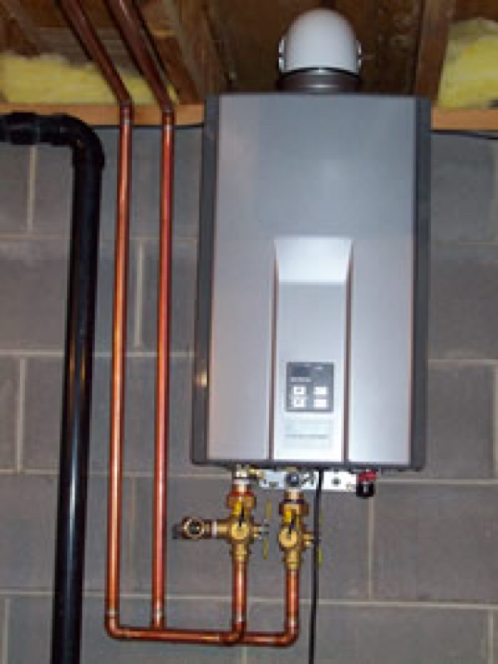 Murray, UT - Rinnai Tankless Water Heater Service
