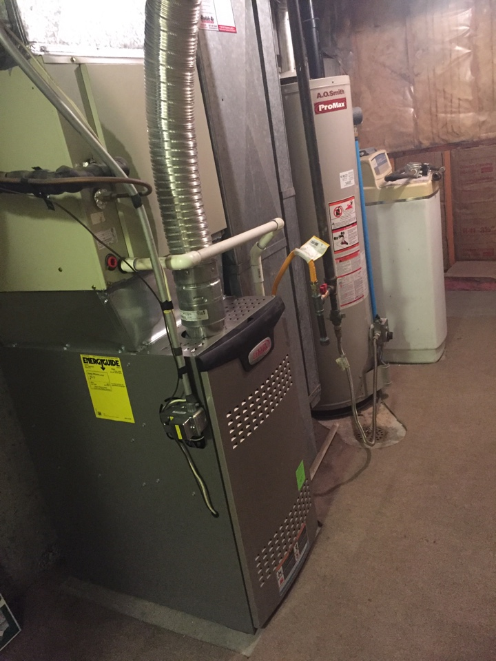 Holladay, UT - Install Lennox furnace