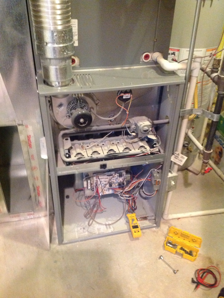 Murray, UT - Furnace tune up, Tempstar system
