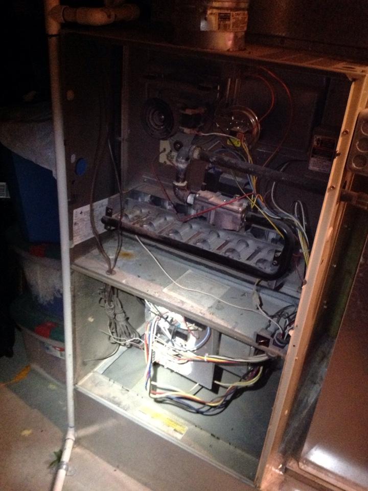 Elk Ridge, UT - Tune up Bryant furnace